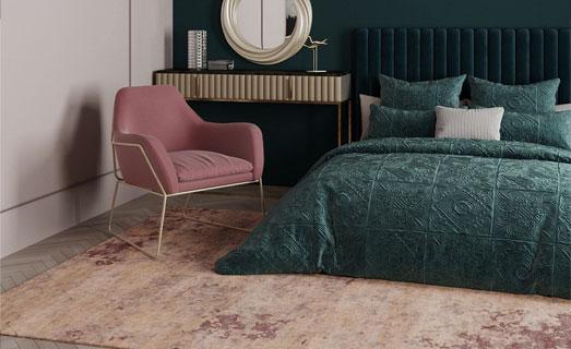 Bedroom Rug Size Guide
