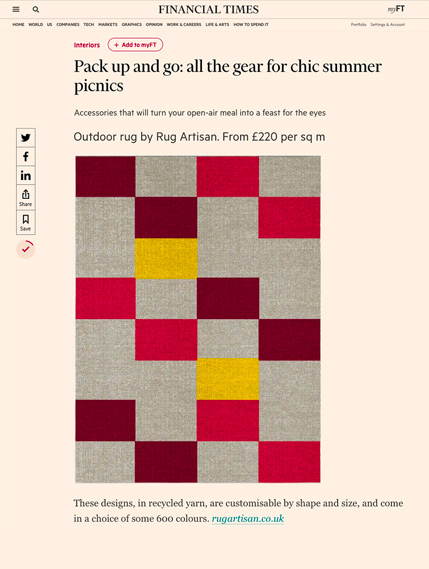 House & Homes by Financial Times